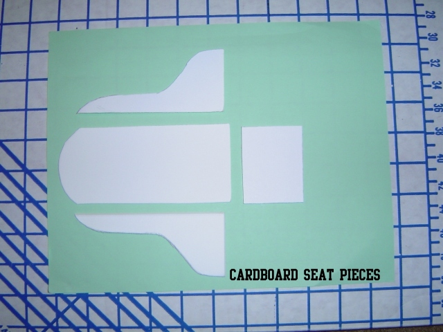 Pattern for auto bucket seat cover - kids discovery center arizona